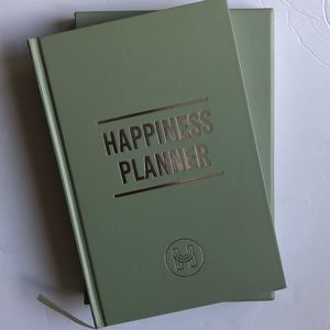 NWT Happiness Planner in Sage